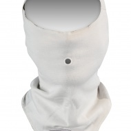 Natural white Top Fit balaclava