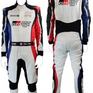 Customized La Couture Hybrid racing suit