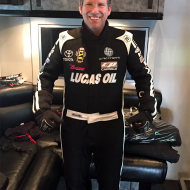 Customized La Couture Dragster type racing suit
