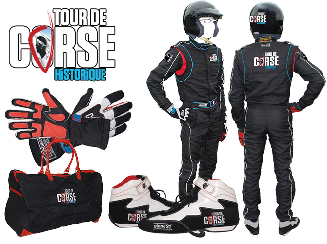 Tour de Corse Historique Racewear Collection