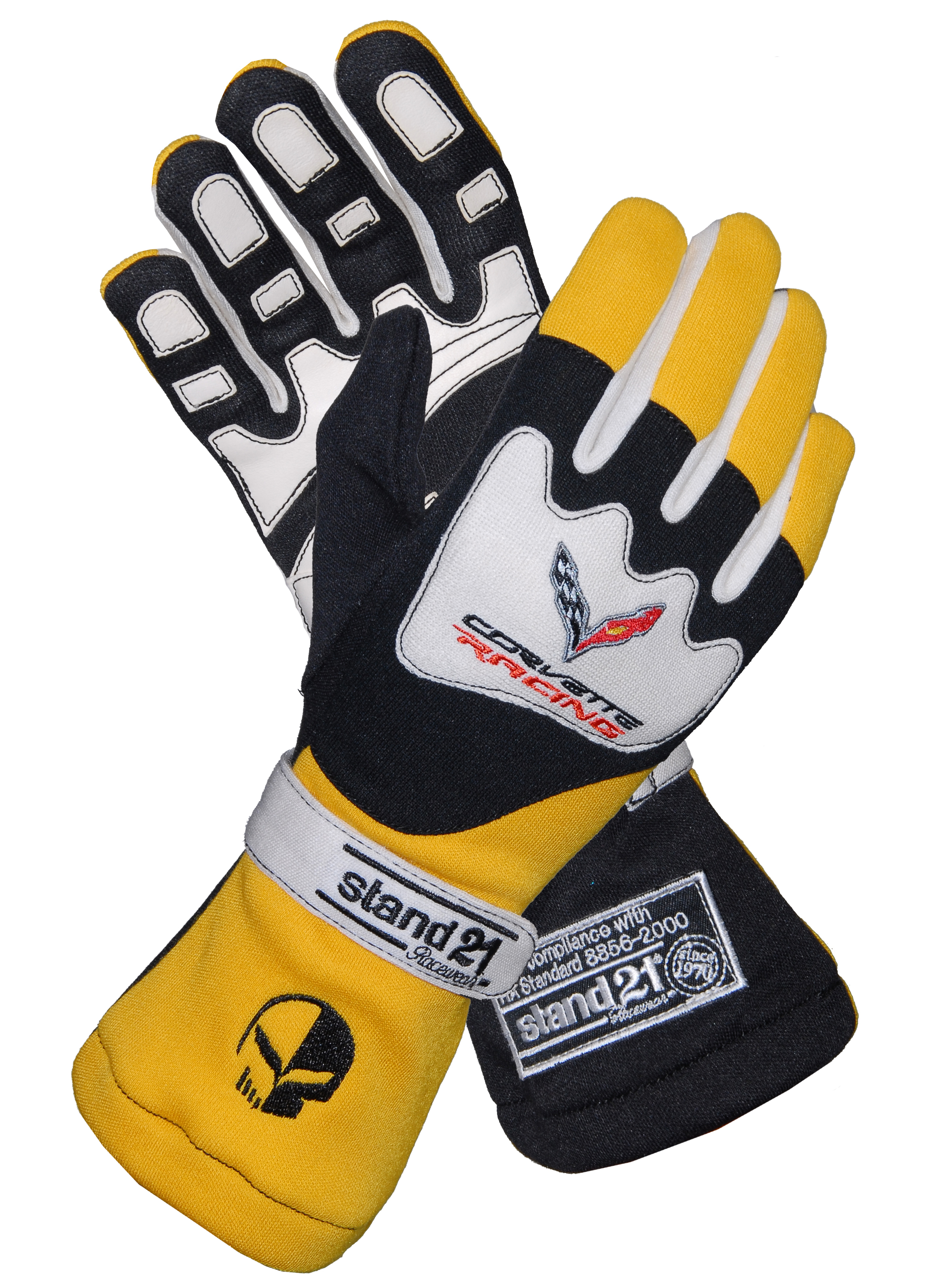 Corvette Daytona gloves