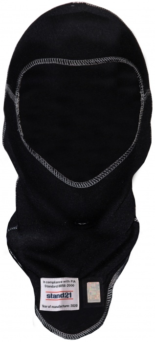 Black Top Fit balaclava